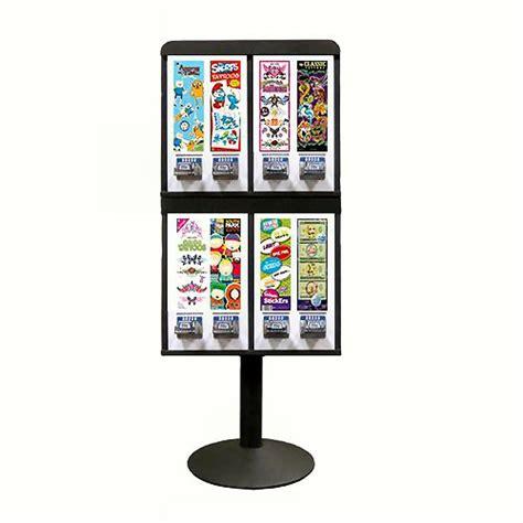 Tattoo Vending Machine | buy sticker and tattoo vending machines 8 stacked