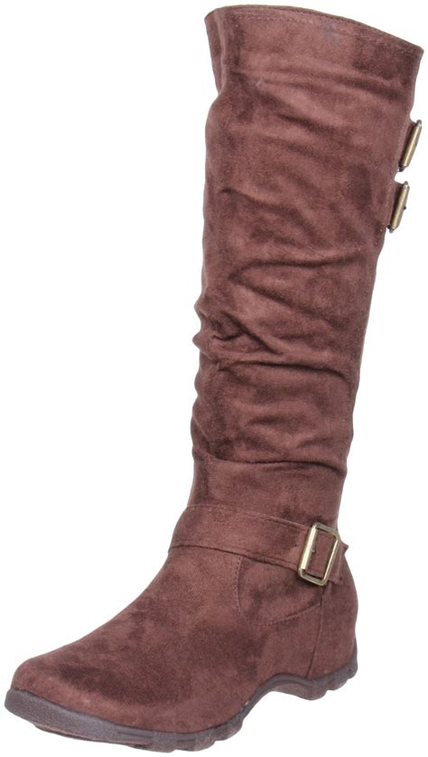 wanted shoes s galloway knee high boot mojosavings