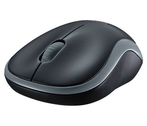 Logitech Wireless Mouse M185 Gray logitech m185 grey wireless mouse best deals south africa