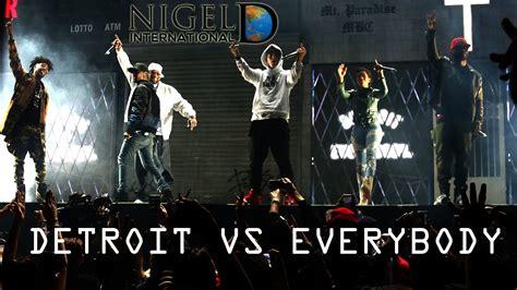 eminem detroit vs everybody video big sean eminem dej loaf danny brown quot detroit