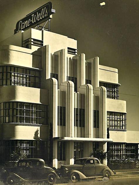 Deco Apartment Buildings Los Angeles 25 B 228 Sta Id 233 Erna Om Deco P 229 Deco Decor