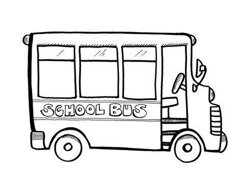 free printable coloring pages school bus school coloring pages coloring pages to print