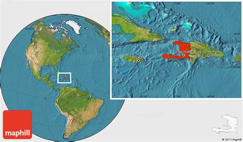world map haiti location where is haiti on a world map locations