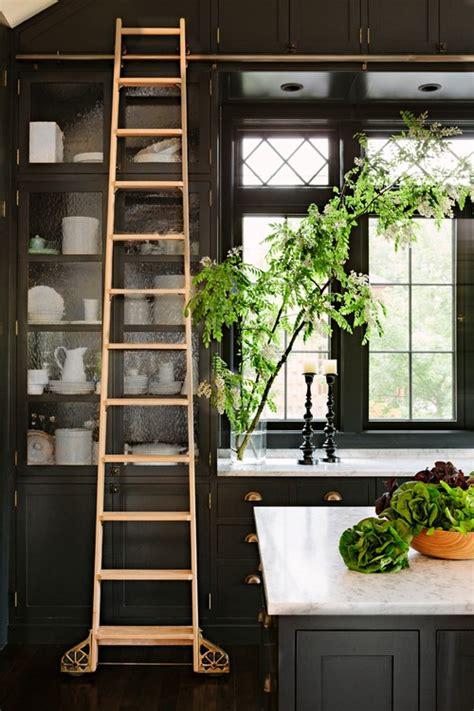 Ladder Kitchen Design Design Inspiration Brass Is Back Tidbits Twine