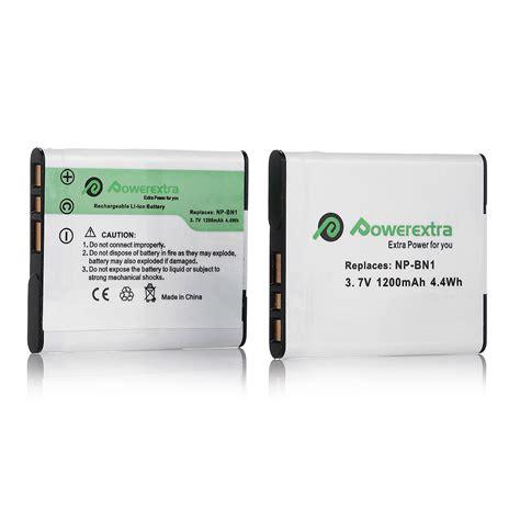 New Originals Bn Selmpang 718 2x np bn1 battery charger for sony cyber dsc w310