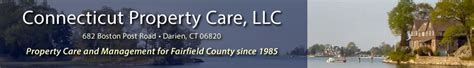 ct property care property management services darien