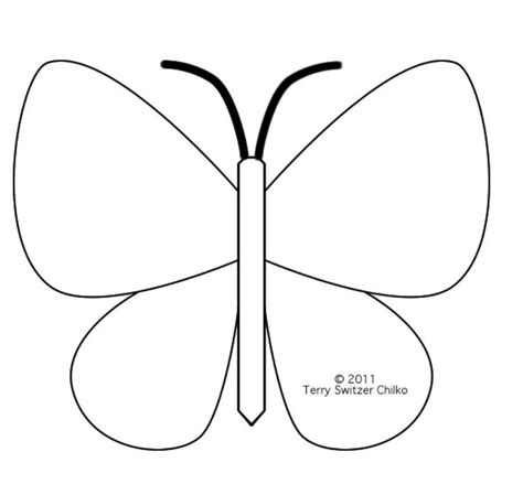 Butterfly   Appliques, Patch & Template   Pinterest