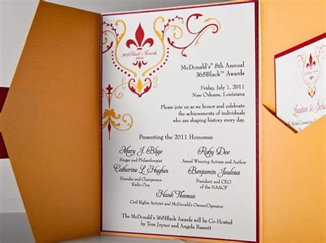 new orleans style wedding invitations new orleans fleur de lis letterpress light 174 invitation
