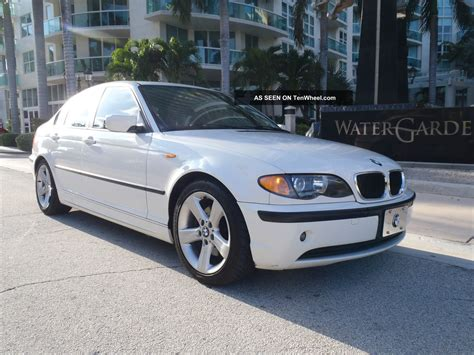 325i 2004 Bmw by 2004 Bmw 325i Smg Related Infomation Specifications