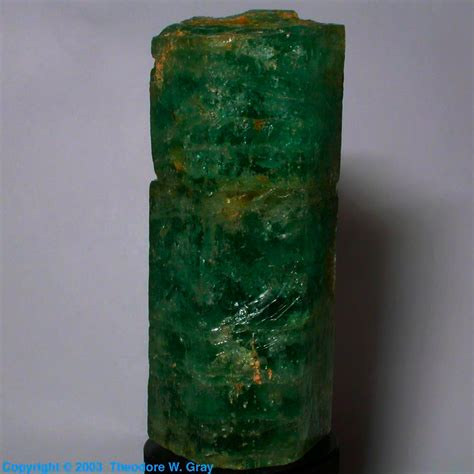 Aquamarine Beryl 2 aquamarine beryl a sle of the element silicon in the periodic table