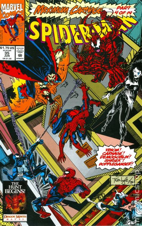 comic books  maximum carnage