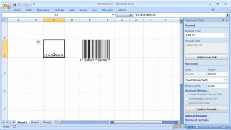 Barcode Scanner To Excel Spreadsheet 2018 Excel Barcode Scanner Excel Template