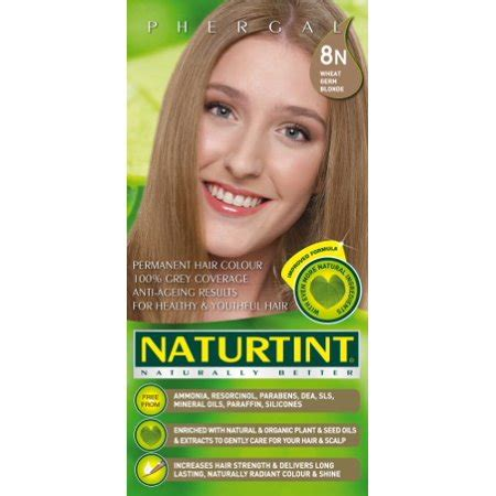 8n hair color naturtint permanent hair color 8n wheat germ