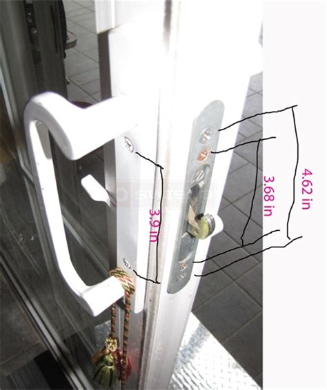 Sliding Glass Door Replacement Locks Sliding Glass Patio Lock Swisco