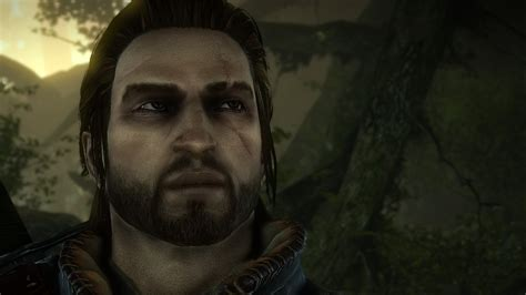 witcher 2 hairstyles brown hair human eye geralt at the witcher 2 nexus mods