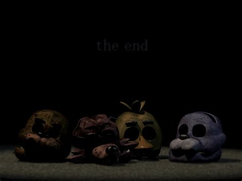 Ending Theme Extended Five Nights At Freddys 3