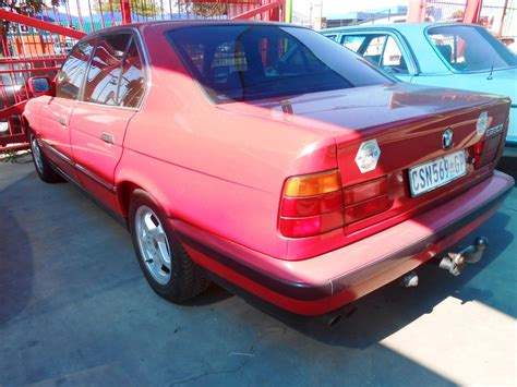 BMW 520i A/T (M50) (E34) for sale in Roodepoort Gauteng