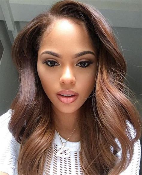 hair color dark skin tone best hair color for black women find your perfect hair style
