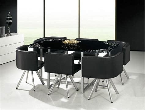 Glass Dining Sets 6 Chairs Sale Low Price Glass Dining Table Set