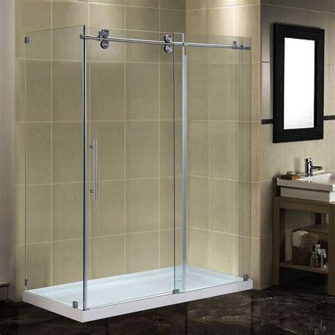 Best Frameless Shower Door 17 Best Ideas About Frameless Sliding Shower Doors On Sliding Shower Doors