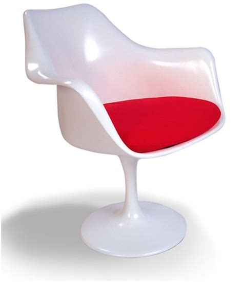 tulip chair saarinen eero furniture design here now the red list