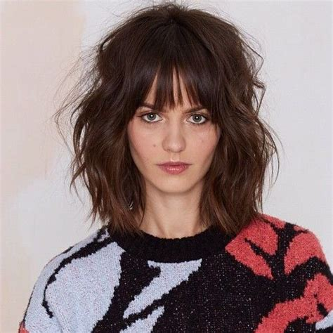 styling shaggy bob hair how to 30 trendiest shaggy bob haircuts of the season