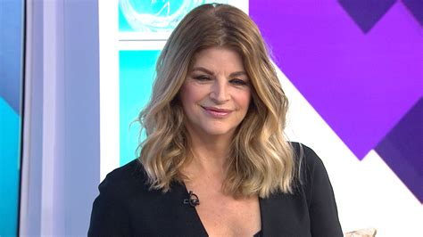 Kirstie Alley Will Play A Preacher In New Sitcom by Back In The Bar Kirstie Alley Reunites With Cheers