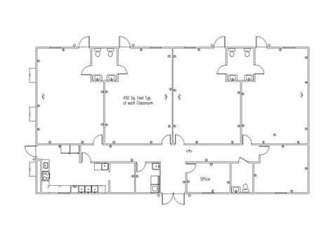 Sample Floor Plans For Daycare Center by 28 Day Care Floor Plan Pics Photos Care Facility