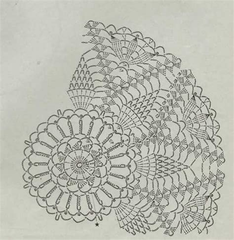 pattern part in french only crochet patterns beautiful crochet patterns and