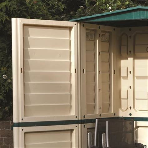 5 X 3 Plastic Shed by 5 X 3 Plastic Shed 1510mm X 830mm Shedsfirst