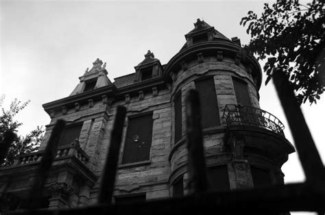 haunted houses in cleveland franklin castle 4308 franklin boulevard galleries cleveland scene