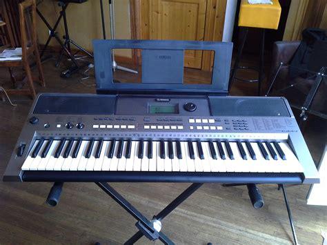 Keyboard Bekas Yamaha Psr E443 yamaha psr e443 image 1135520 audiofanzine
