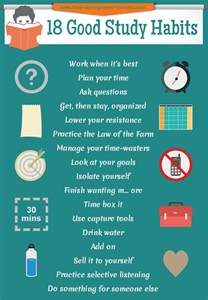 Good habits not skills skills make you better at studying effective