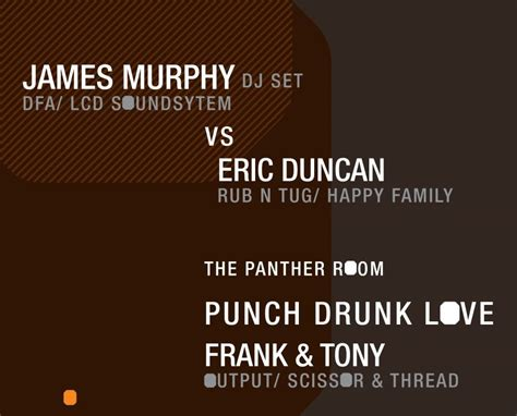 the panther room murphy b2b eric duncan at output with frank tony in the panther room june 19 2015