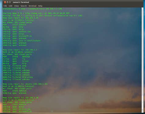 nmap tutorial mac comprendere i comandi nmap esercitazione approfondita