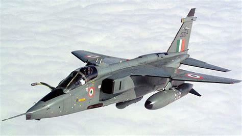 iaf s jaguar aircraft catches during take pilot