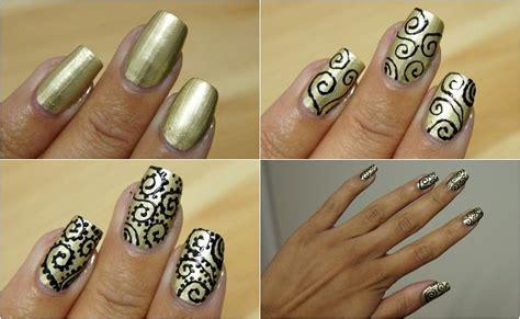 henna design nail art nail art henna inspired nails pinterest