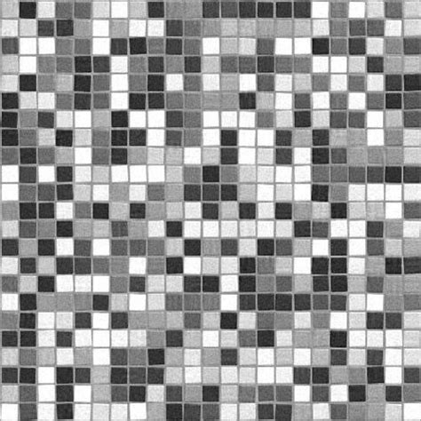 black and white mosaic tile background texture background