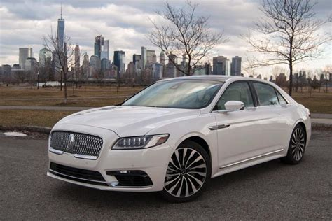 Lincoln Continental Review by Ratings And Review 2017 Lincoln Continental Ny Daily News