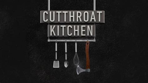 Is Cutthroat Kitchen by Cutthroat Kitchen Concept Title Sequence On Vimeo