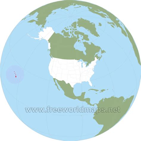 united states map globe hawaii maps