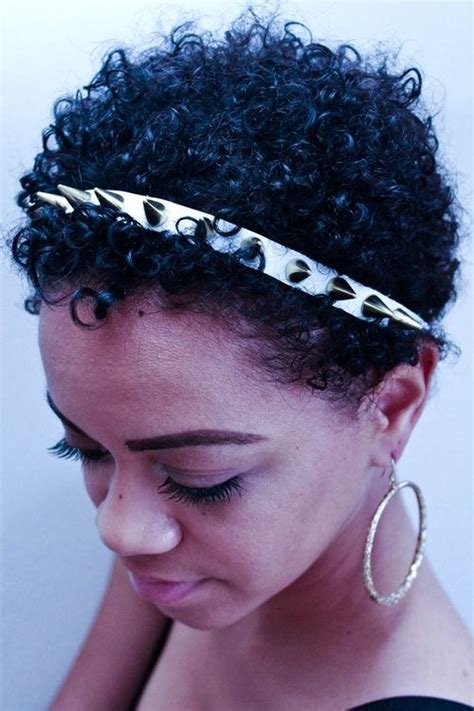 short haircuts for black women with headbands 69 best big chop hairstyles images on pinterest