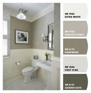 Gray And Yellow Bathroom Color Ideas » Home Design 2017