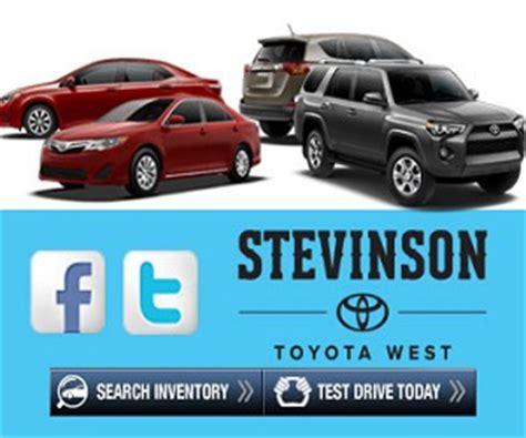 Stevinson Toyota Stevinson Toyota West Employees