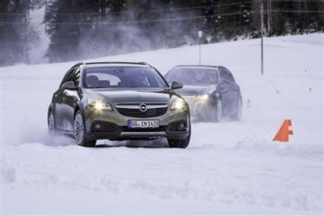 opel four wheel drive 4x4 for all tastes tyre magazine