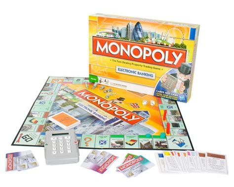monopoly bank card monopoly electronic banking