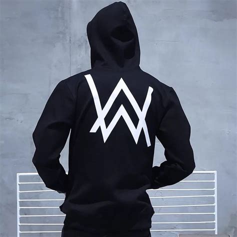Hoodie Alan Walker Salsabila Cloth 1 sale alan walker faded dj hoodie jackets fashion hoodie unisex sweatshirts alan walker same