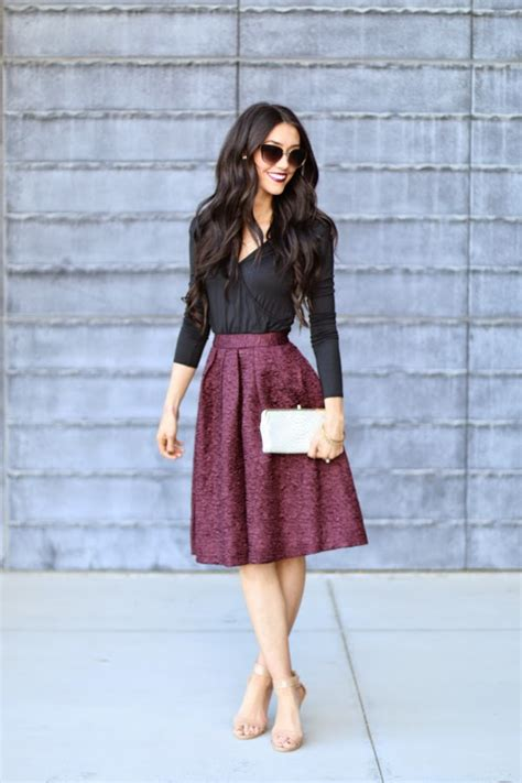 What To Wear To A Casual Fall Wedding Oasis Fashion - guest ideas for fall wedding courtesy of fashionsy
