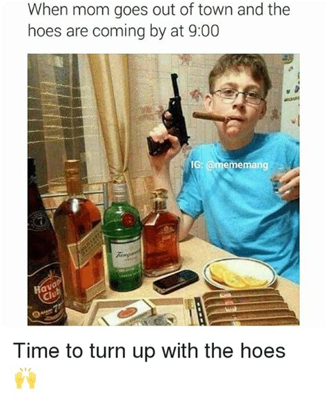 Its A Time When This Mothers Thoughts Turn To Birthday by Hoe And Turn Up Memes Of 2016 On Sizzle