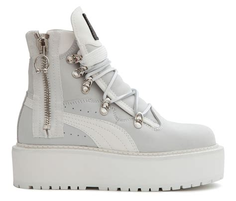 sneaker boots fenty by rihanna sneaker boot fenty x shoes